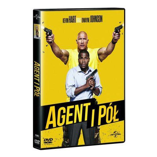 Filmostrada Agent i pół (dvd)