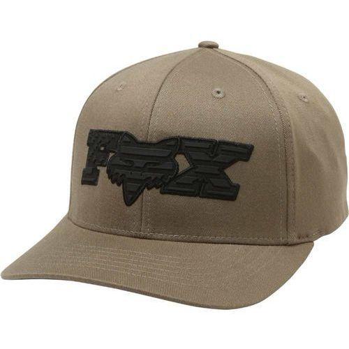 czapka z daszkiem FOX - Encumber Flexfit Hat Fatigue Green (111) rozmiar: S/M