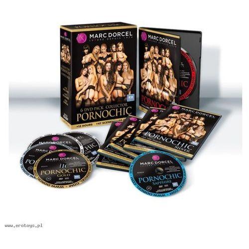 DVD Marc Dorcel - Pornochic Collector (6-pack)