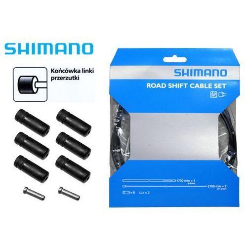 Y60098501 Zestaw linek i pancerzy przerzutkowych Shimano MTB / Szosa Y60098501 z kategorii Pancerze i linki