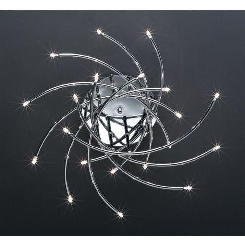 Oświetlenie honsel Honsel star lampa sufitowa chrom, 20-punktowe (4001133864206)