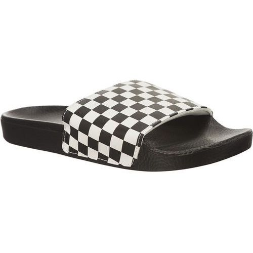 Klapki mn slide-on checkerboard v4kiip9 checkerboard white, Vans, 42-46