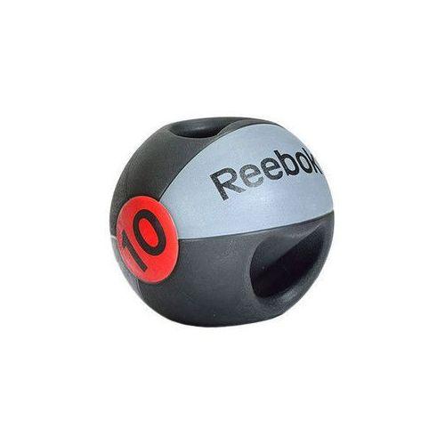 piłka lekarska z uchwytem 10 kg - 10 kg marki Reebok