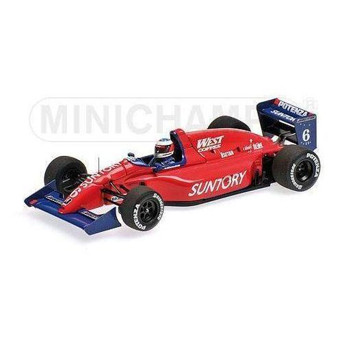 Ralt mugen rt23 #6 michael schumacher japanese f3000 sugo july 28th 1991 marki Minichamps