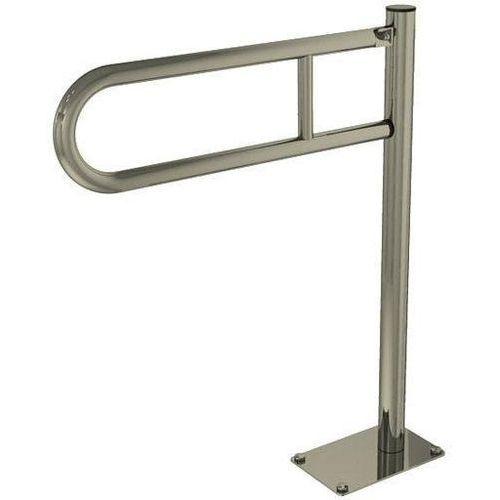 Poręcz przysedesowa stała dla niepełnosprawnych s32uuwcw7 70 cm marki Faneco
