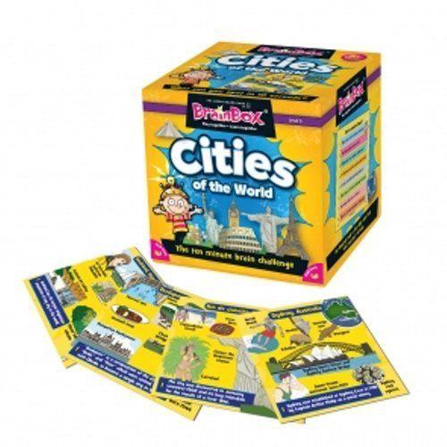 Albi Brainbox cities of the world (8590228031990)