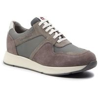Sneakersy STRELLSON - Trail 4010002633 Light Grey 801, w 2 rozmiarach