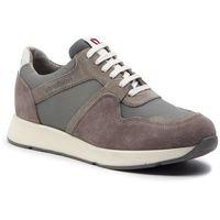 Sneakersy STRELLSON - Trail 4010002633 Light Grey 801, w 5 rozmiarach
