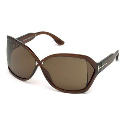 Tom ford Okulary słoneczne ft0427 julianne 48j