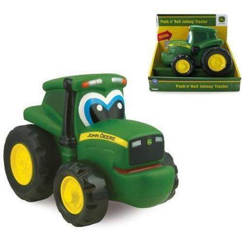 Tomy  traktor johnny - na ciśnij i jedź