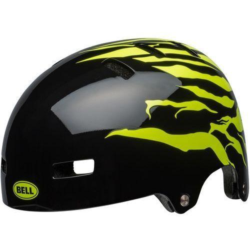 Bell kask dziecięcy Span Black/Retina Sear XS (49–53 cm)