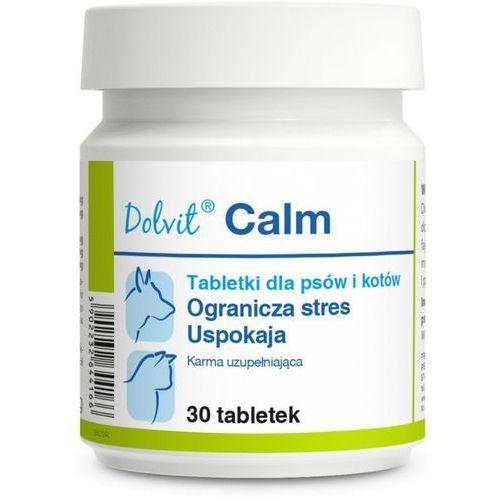 Dolfos dolvit calm - preparat uspakajający dla psów i kotów 30 tabl. (5902232644166)