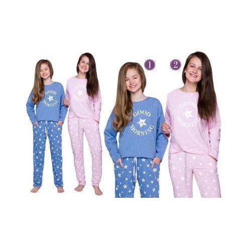 Piżama dziecięca nadia: niebieski marki Taro