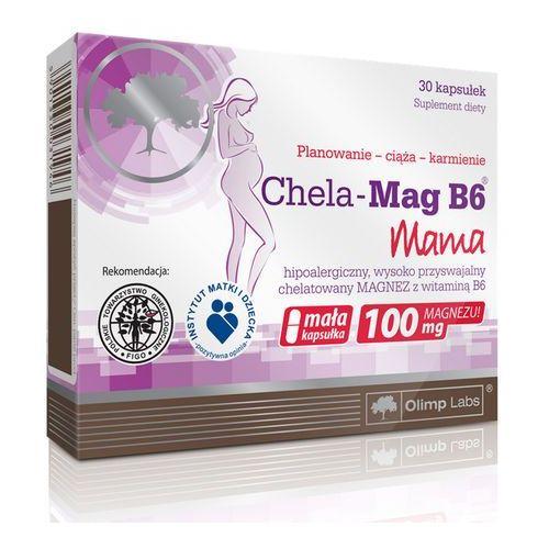 Olimp chela-mag b6 Mama x 30 kaps, produkt z kategorii- Suplementy ciążowe