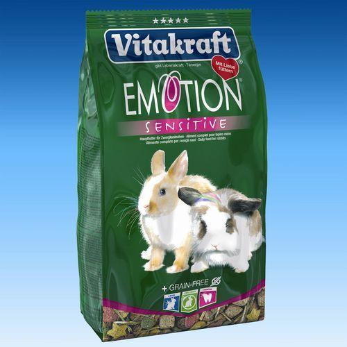 VITAKRAFT Emotion Sensitive pokarm dla królików miniaturowych