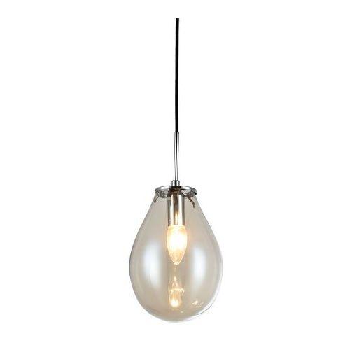 Lampa wisząca fondi lp-1214/1p szklana oprawa zwis przydymiony marki Light prestige