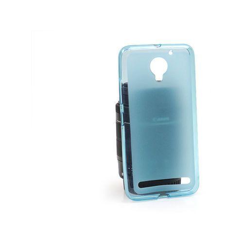 Lenovo Vibe C2 - etui na telefon FLEXmat Case - niebieski, kolor niebieski