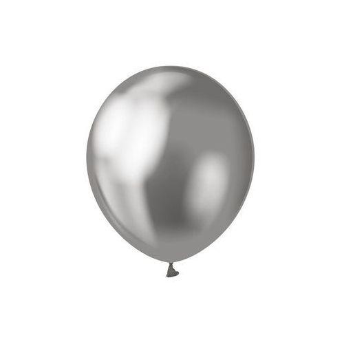 Balony lateksowe platynowe grafitowe - 30 cm - 7 szt. marki Beauty & charm