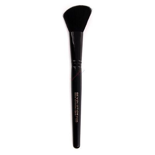 Makeup Revolution Brushes pędzel do konturowania i do różu PRO F105