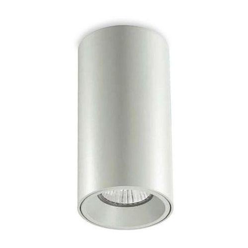 Lampa sufitowa plik okrągła biała żarówka led gratis!, 59434 marki Linea light
