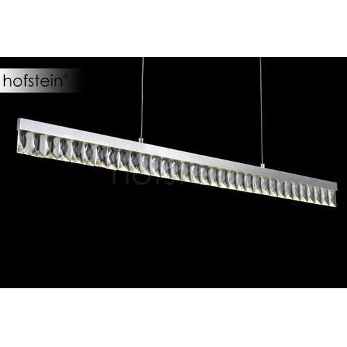 Globo lampa wisząca led przezroczysty, chrom, 1-punktowy - - obszar wewnętrzny - jason - czas dostawy: od 6-10 dni roboczych marki Globo lighting