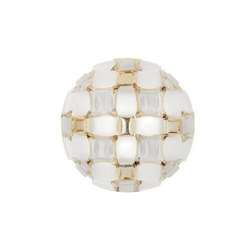 Slamp Lampa sufitowa/kinkiet mida white/gold