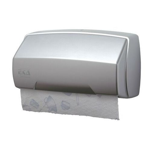 Pojemnik na ręczniki papierowe w rolce srebrny marki Ekaplast