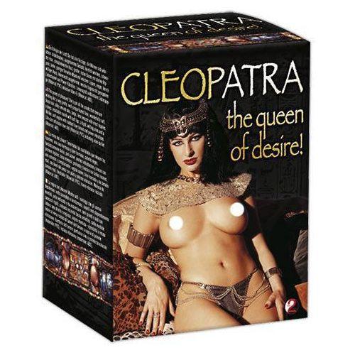 Dmuchana lalka czarnowłosa cleaopatra 3 otwory wibracje   100% dyskrecji   bezpieczne zakupy marki You2toys