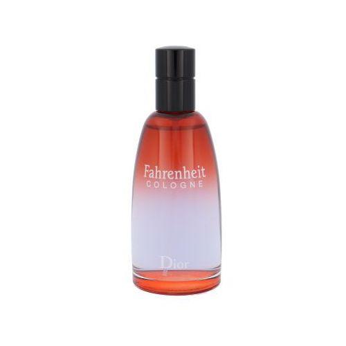 Dior Fahrenheit Cologne Woda kolońska 75 ml spray, DIO-FAC01