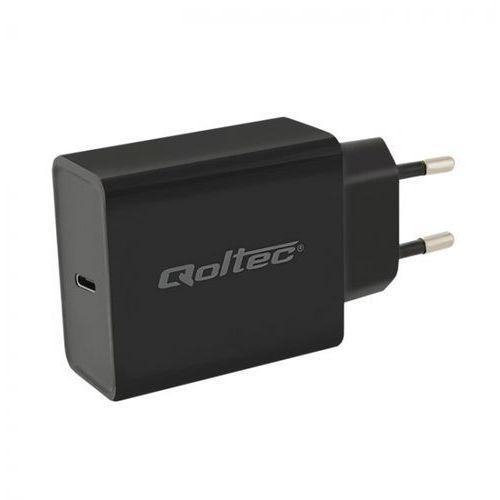 Qoltec zasilacz USB-C 30W 5-20V