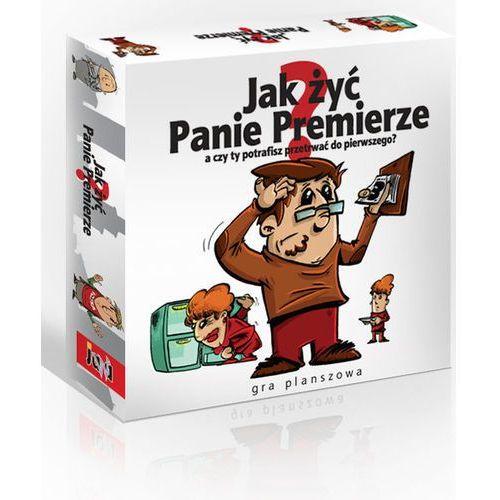 Jak żyć Panie Premierze Gra planszowa, 31019. Najniższe ceny, najlepsze promocje w sklepach, opinie.