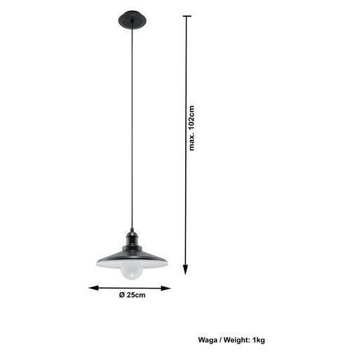 Lampa wisząca MARE 1 SL.0307 - Sollux - Rabat w koszyku