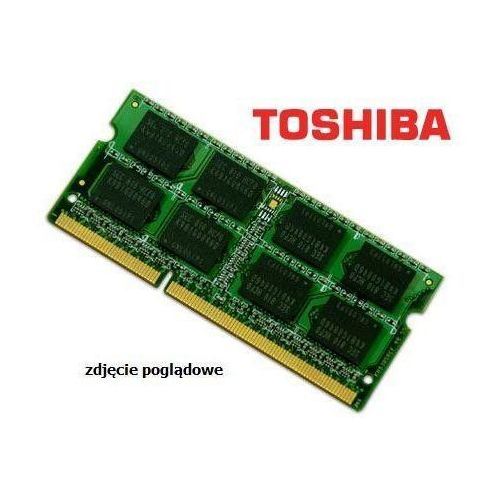 Pamięć RAM 2GB DDR3 1066MHz do laptopa Toshiba Mini Notebook NB550D-109