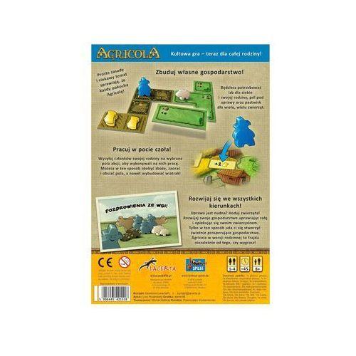 Agricola. wersja rodzinna - marki Lacerta