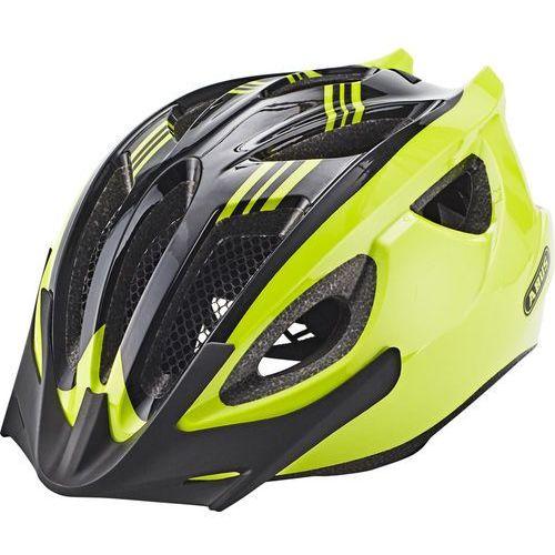 ABUS S-Cension Kask rowerowy zielony/czarny M | 54-58cm 2018 Kaski rowerowe