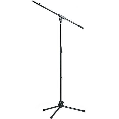 K&M 21070-300-55 statyw mikrofonowy - czarny