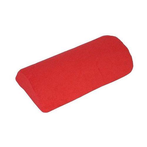 Pokrowiec frotte na poduszkę do manicure czerwony marki Cosnet
