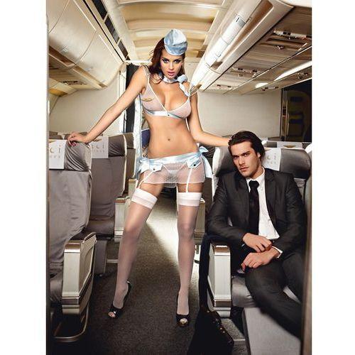 Przebranie Stewardessa - Baci First Class Flight Attendant