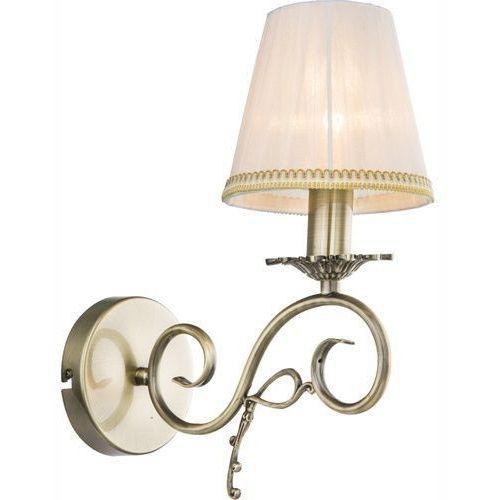 Globo lighting 69011w kinkiet klasyczny genoveva iii