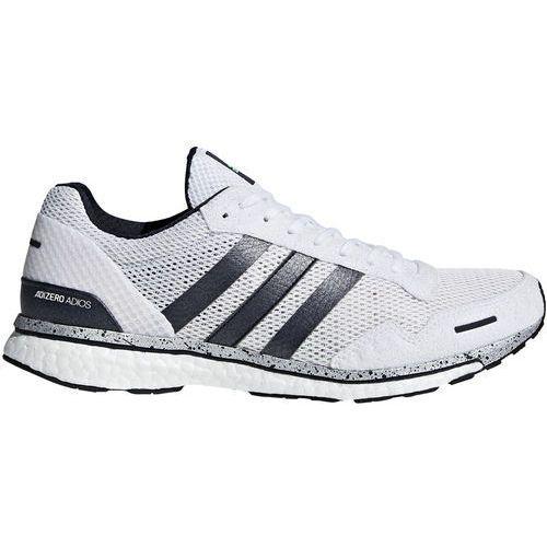 on sale f2f75 2aa2c Adidas adizero adios 3 buty do biegania mężczyźni biały uk 7,5  eu 41
