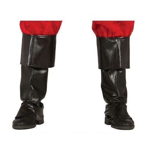 Guirca Nakładki na buty do stroju mikołaja. pirata - 1 para