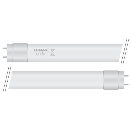 Świetlówka Lumax LED T8 22W 150cm 230V 2000lm 270ST 6500K zimna zasilanie dwustronne LT109