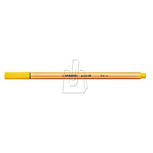 Cienkopis  point 88. żółty (88/44) marki Stabilo