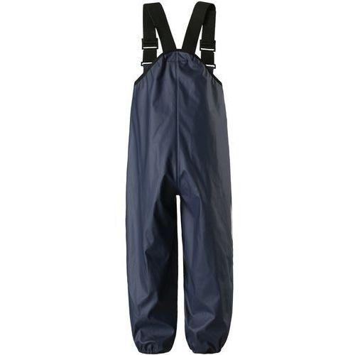 Reima dziecięce spodnie przeciwdeszczowe Lammikko Navy, 128, niebieskie (6416134583489)