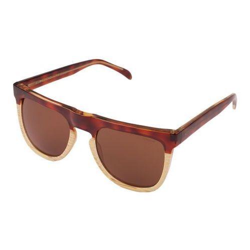 Okulary bennet tortoise ivory - okulary komono bennet brown tortoise ivory marki Komono