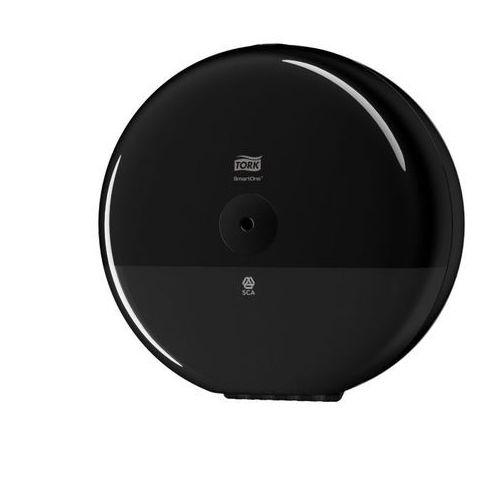 Dozownik do papieru toaletowego smartone® czarny marki Tork