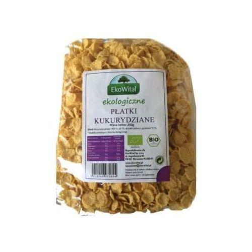 Płatki kukurydziane BIO 250 g, 6001