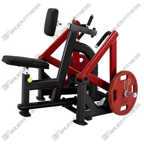 Maszyna do ćwiczeń mięśni najszerszych grzbietu (wiosłowanie) marki Bauer fitness