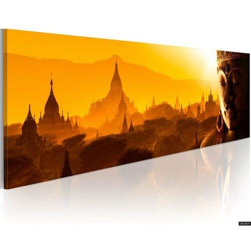 SELSEY Obraz - Przebudzenie Orientu 120x40 cm