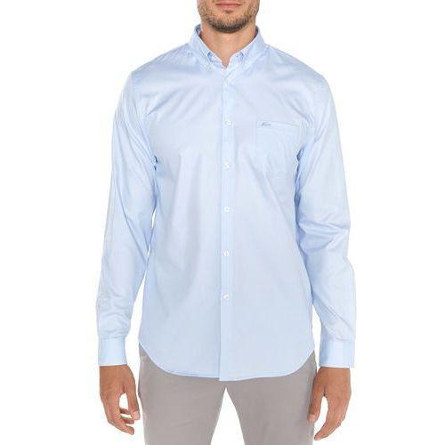 Lacoste Koszula Niebieski L/XL, kolor niebieski